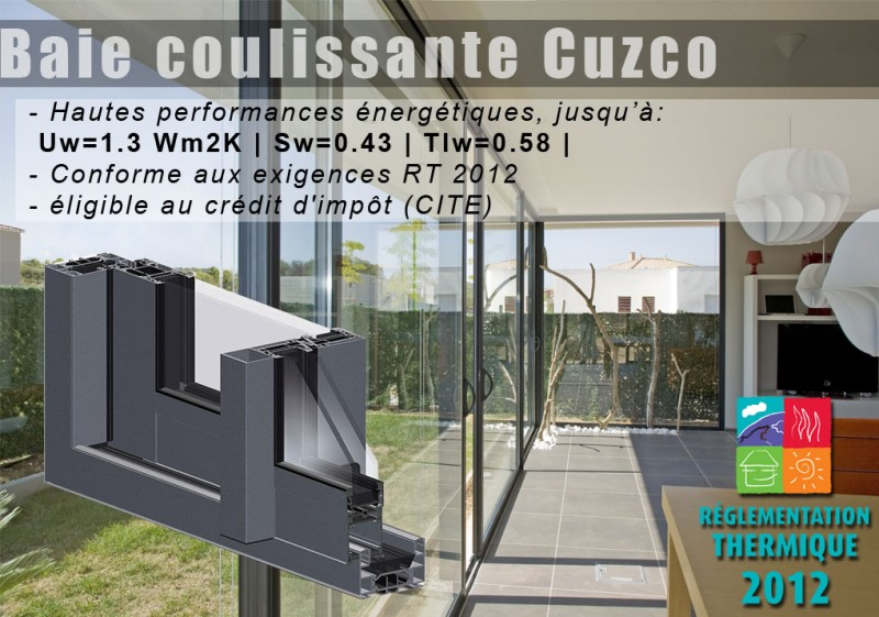 Chassis Coulissant CUZCO